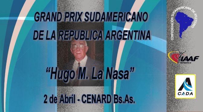 "Grand Prix ""HUGO M. LA NASA"""