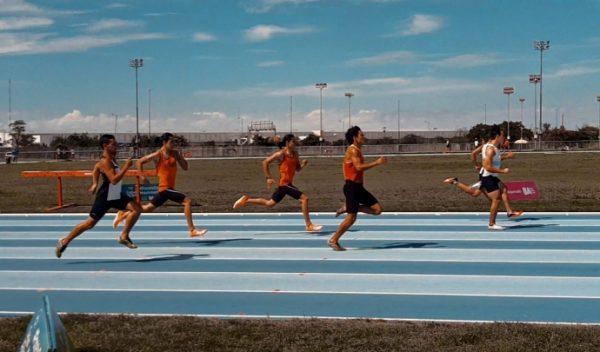 Test atlético de la FAM en el Parque Olímpico 23