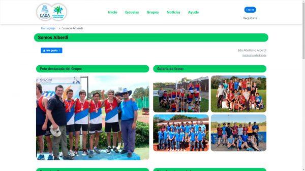 El primer Registro Nacional de Escuelas de Atletismo ¡ya está en marcha! 2