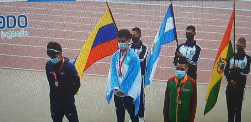 Con Matías Reynaga llegó la sexta medalla de oro 1