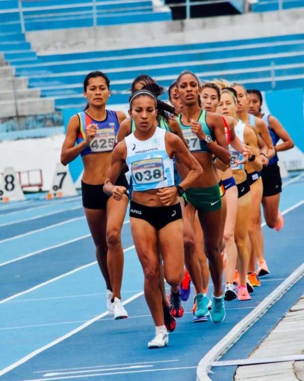 Marcela Gómez prepara en Paipa su sueño olímpico 9
