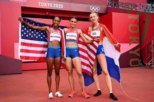Women h medallistas