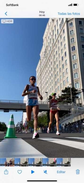 Women Marathon Gomez