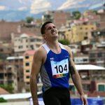 Medallas Argentinas en Cochabamba 1