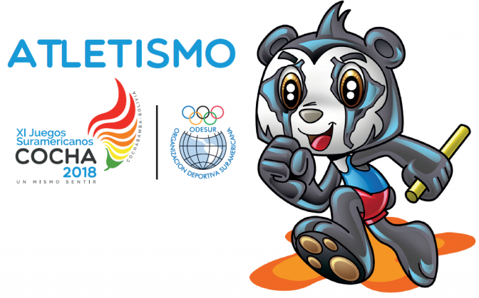 XI Juegos Sudamericanos (Atletismo) - Cochabamba, BOL 1