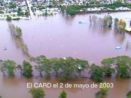 EL CARD SANTAFE Y LA INUNDACIÓN DEL 2003 1