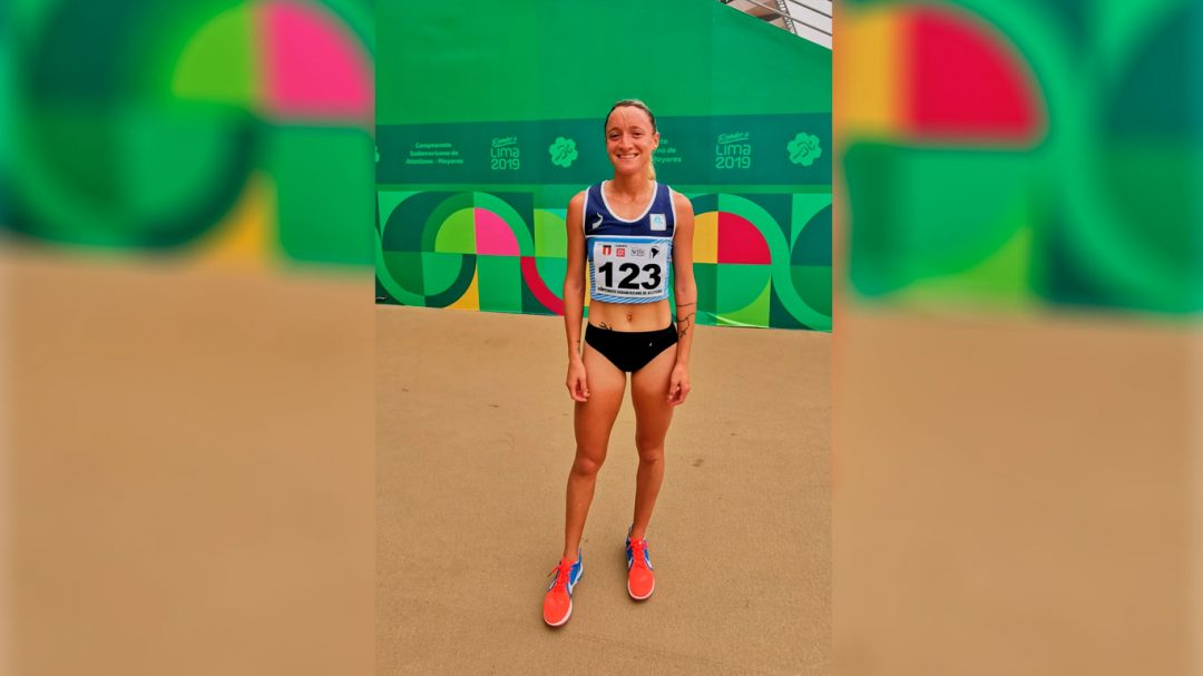 Oro para la Argentina con Florencia Borelli 3