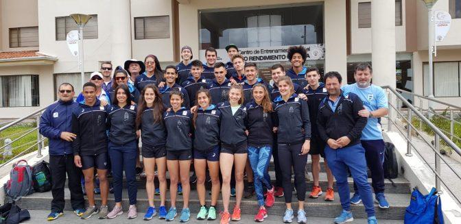 Argentina en Cuenca U-23 15