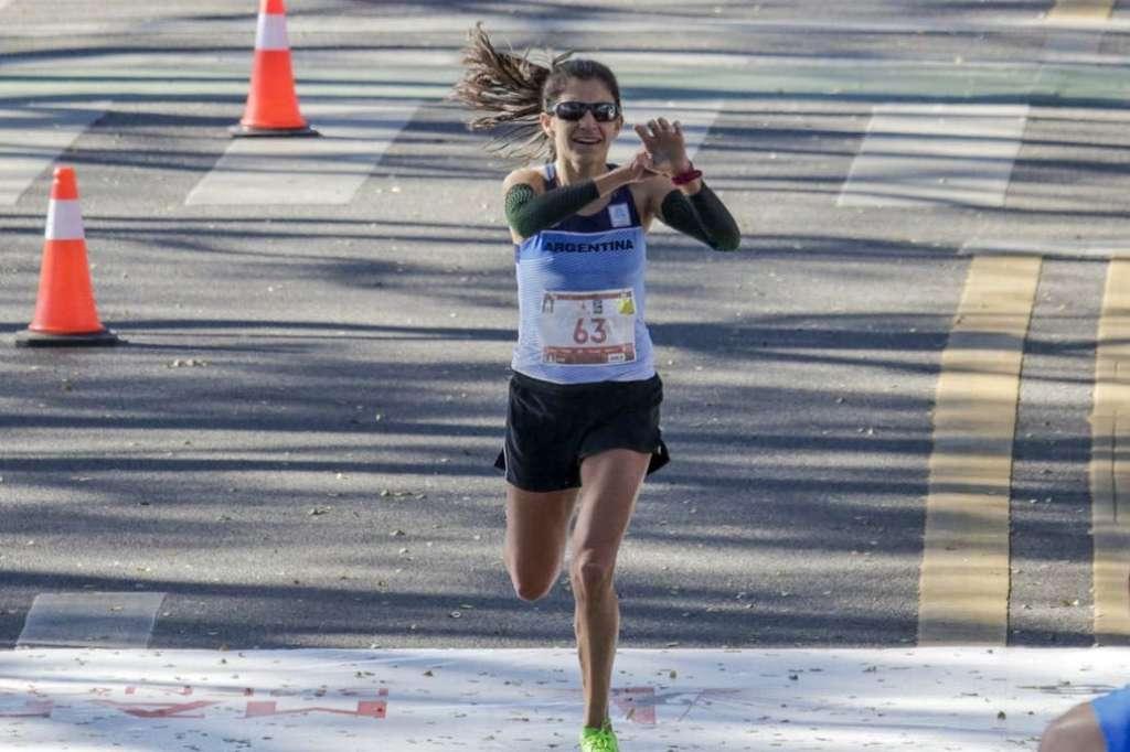 La fantástica actuación de los maratonistas argentinos 3