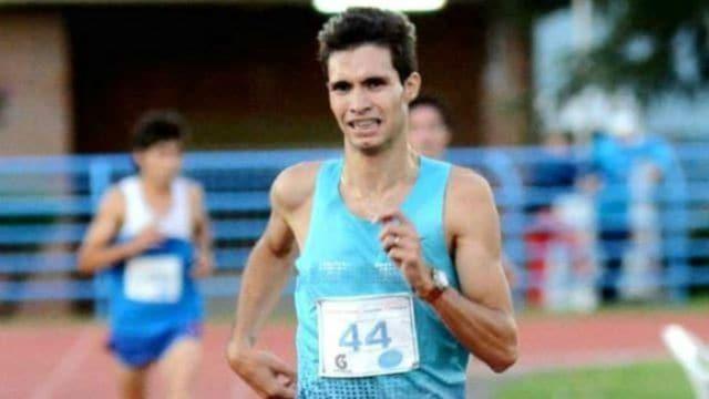 Federico Bruno, 7° en la San Silvestre madrileña 1