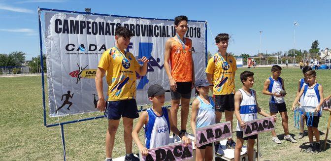 Fiesta Atlética en San Guillermo 14