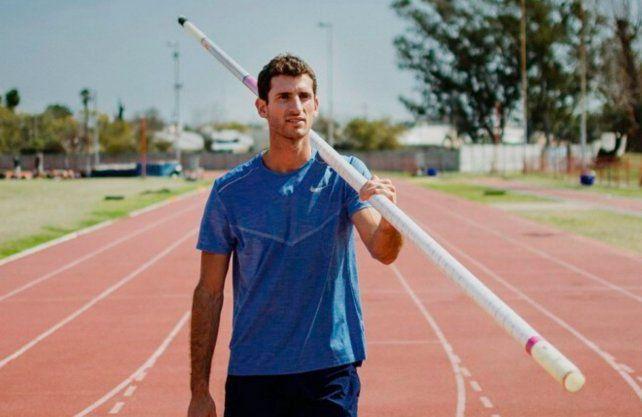 El atletismo olímpico, a punto de largar. Germán no podrá participar 1