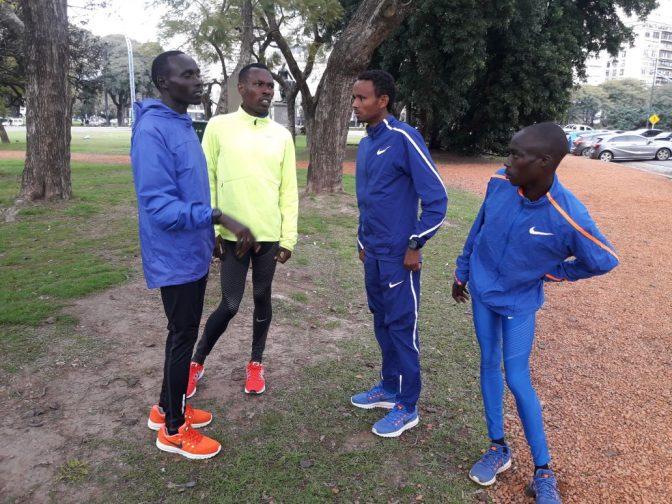 Los mejores corredores del mundo, listos en BA 2