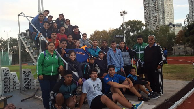 Numerosa concurrencia en el Nacional U-18 1