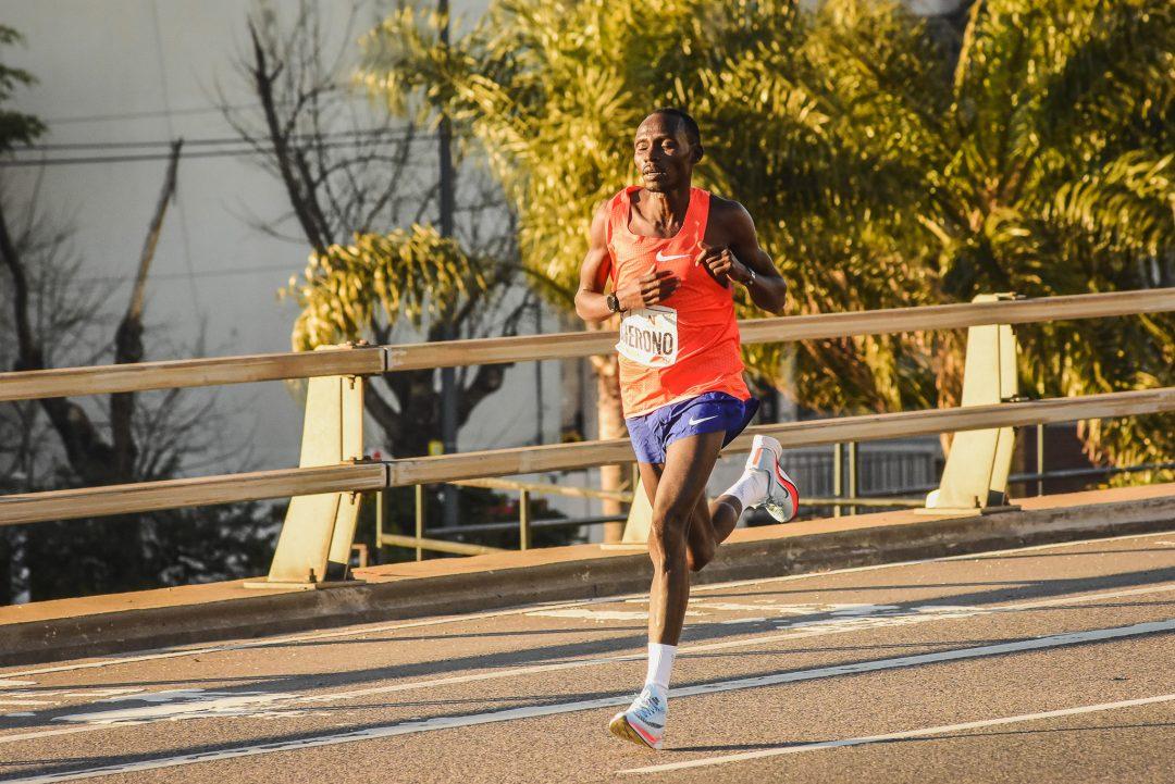 Las figuras de Buenos Aires ahora brillaron en el maratón de Chicago 2