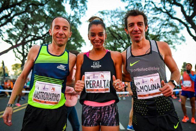 La CADA designó su equipo para el maratón 3