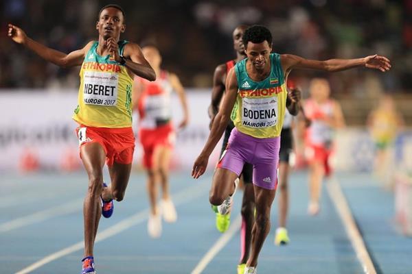Los fondistas de Etiopía marcarán el paso en los Juegos 1