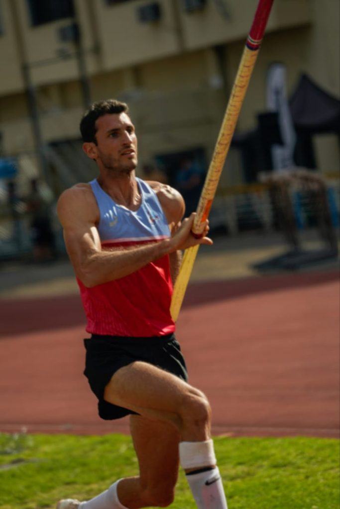 Chiaraviglio ganó en EE.UU. 1