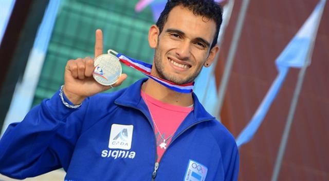 Leandro Paris, el nuevo dueño de los 800 metros