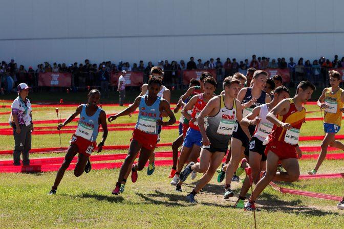 Se concretó la vuelta del cross country en los Juegos 3
