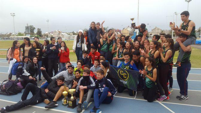 Velocidad y Resistencia Gano la Copa U-18 en el Chaco 19