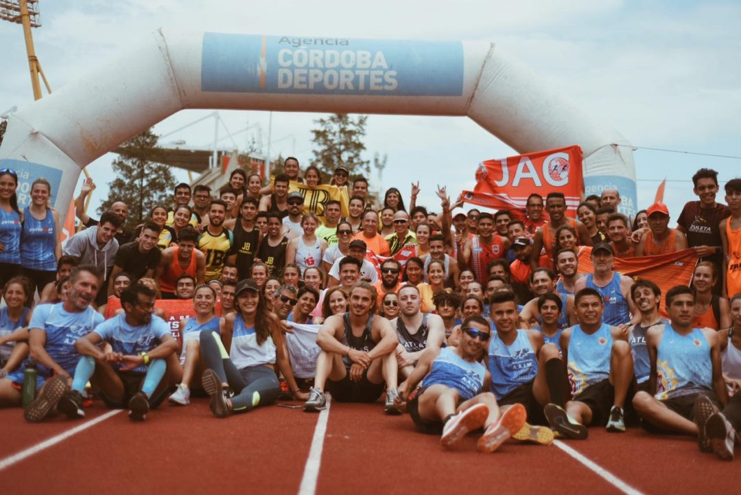 Relevo 30 min, una jornada de atletismo atípica en el Kempes de Córdoba 3