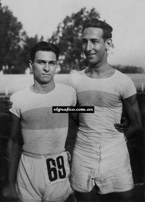 Valerio Vallania, un orgullo del atletismo cordobés 1