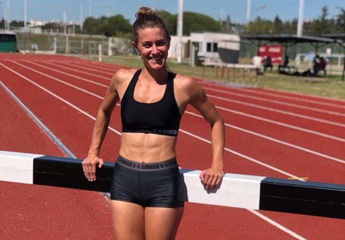 Victoria Woodward y el futuro del atletismo cordobés 1