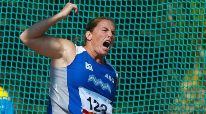 Jennifer Dahlgren, 61 veces sobre los 70 metros 2