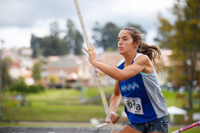 Luciana Gómez-Iriondo y Bautista Diamante lucieron en el Nacional u16 2