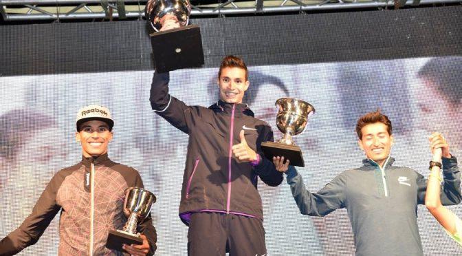 Bruno y Rodríguez triunfaron en Montevideo