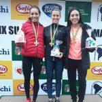 Woodward y Cossio, con récords nacionales en 100m en Cochabamba 3