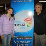Woodward y Cossio, con récords nacionales en 100m en Cochabamba 4