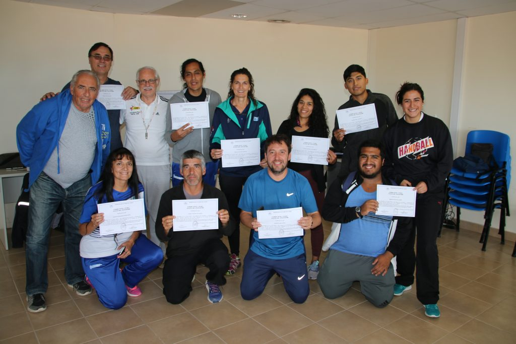 Jueces en Comodoro Rivadavia 1