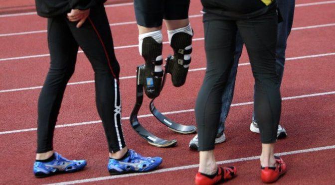 GRUPO DE TRABAJO DE LA IAAF ESTUDIA EL USO DE PROTESIS