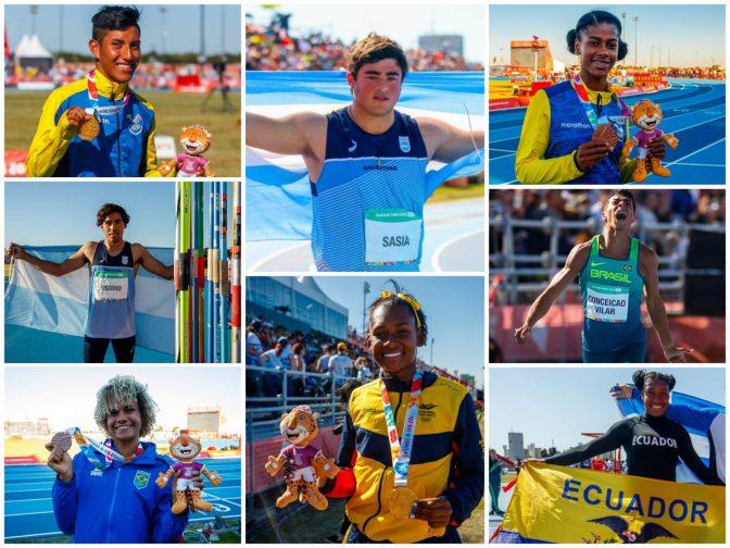 Ocho medallas para la historia olímpica — ConSudAtle – Prensa 2