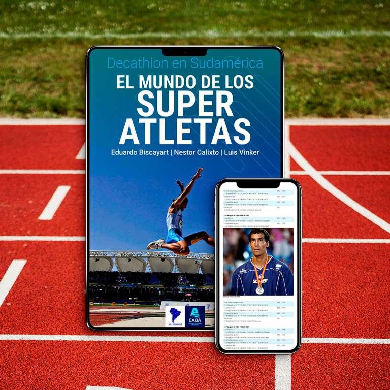 Decathlon en Sudamérica. El Mundo de los Súper Atletas.