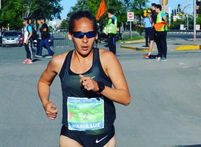 Tesuri obtuvo otro medio maratón 1