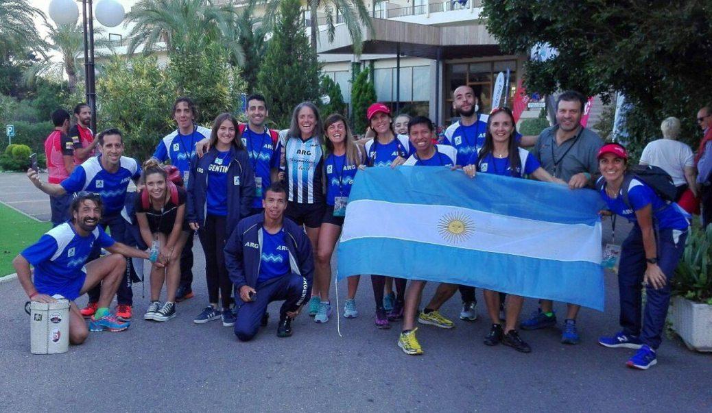 Argentinos en el Mundial de Ultra Trail en España 8